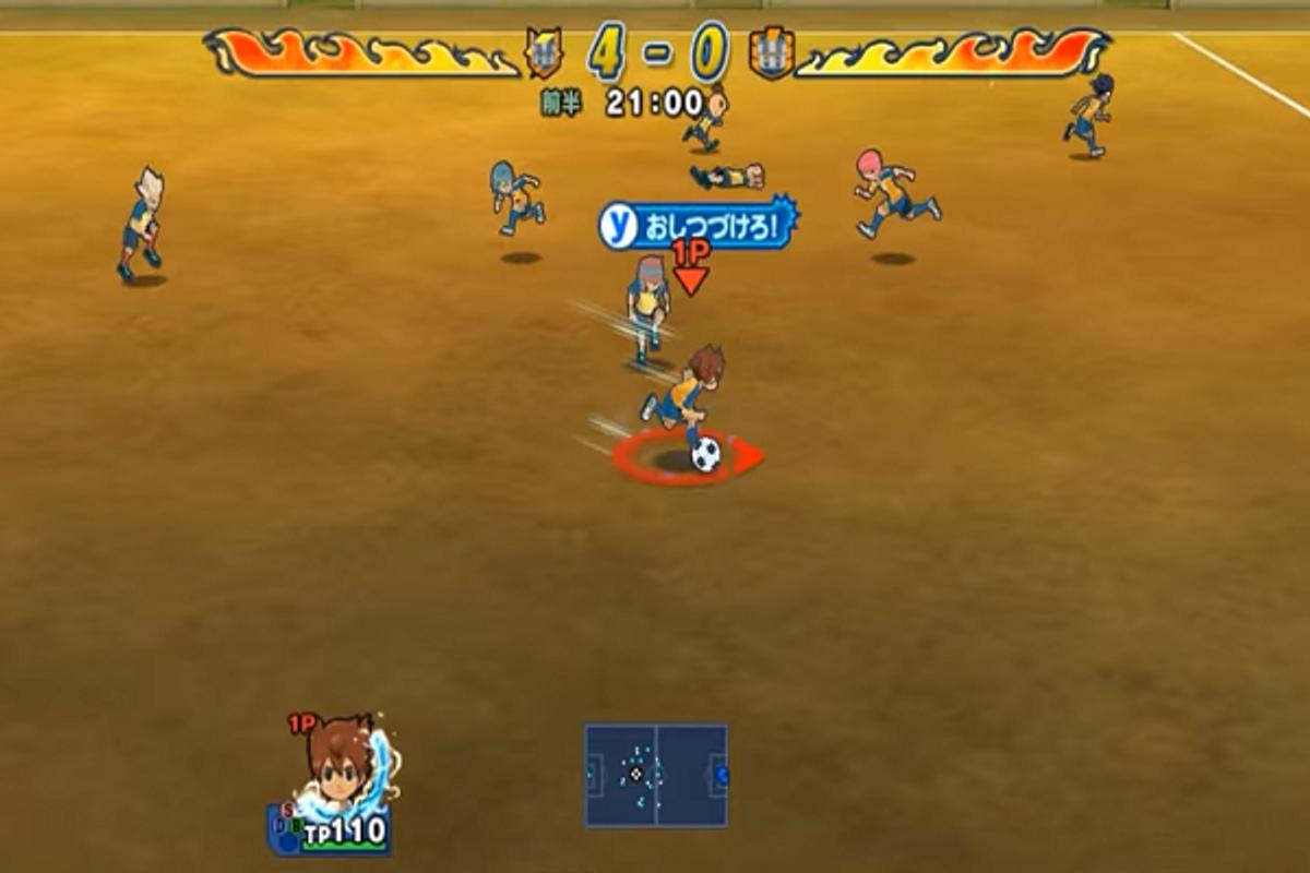 Inazuma Eleven Go Strikers Download - ruthyoung094c