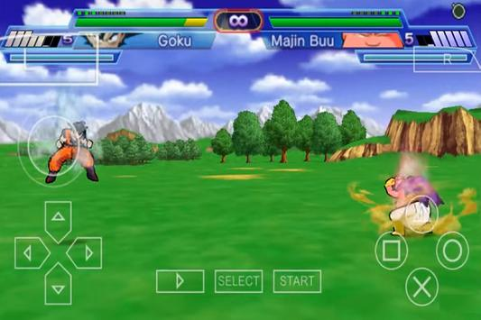 game ppsspp dragon ball cso android