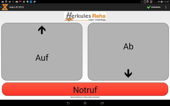 Hub-Lift screenshot 5