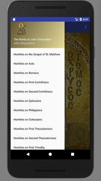 The Works of John Chrysostom poster