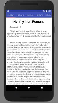 The Works of John Chrysostom apk screenshot