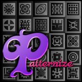 Patternize icon
