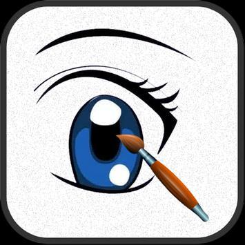 How to draw Manga Eye? screenshot 1
