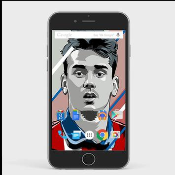 New Antoine Griezmann Wallpapers poster