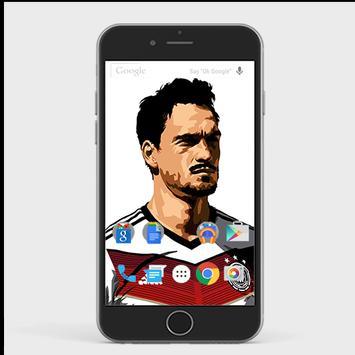 Mats Hummels Wallpapers HD screenshot 1