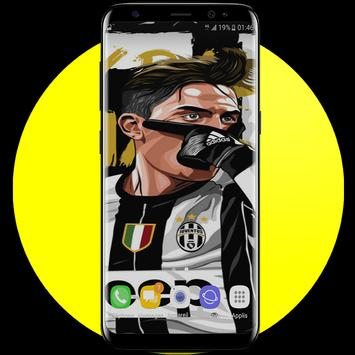 paulo dybala wallpapers 2017 apk screenshot