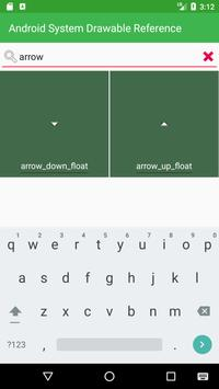 System Drawable Reference for Android screenshot 1