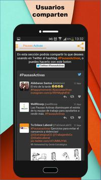 Pausas Activas apk screenshot