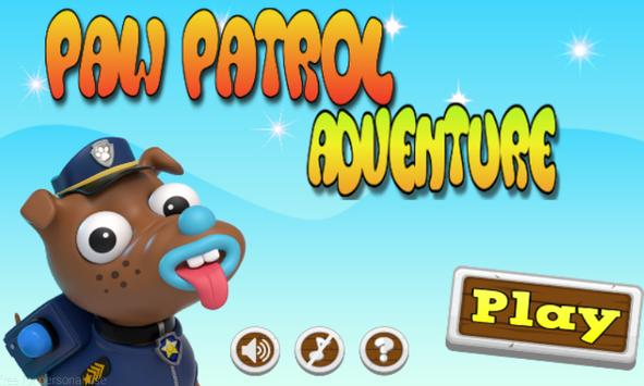 Paw Puppy Patrol Adventure apk screenshot