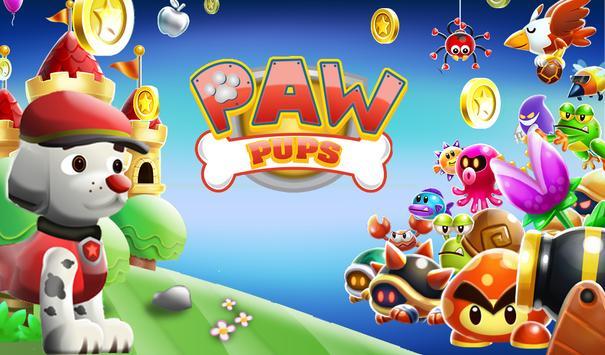 Paw Puppy Patrol Adventures poster