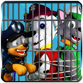 PAW Puppy Goes to Jail icon