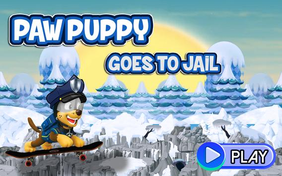 PAW Puppy Goes to Jail poster