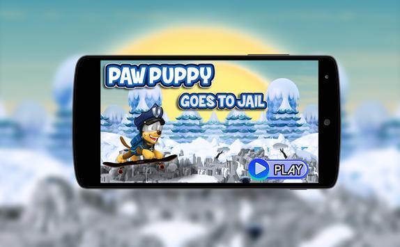 PAW Puppy Goes to Jail screenshot 1