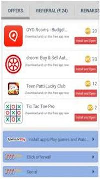 recharge paytm coupons poster
