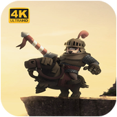 Clash HD wallpapers icon