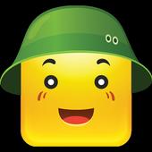 Emoticons + icon
