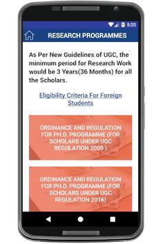 Pacific University screenshot 4