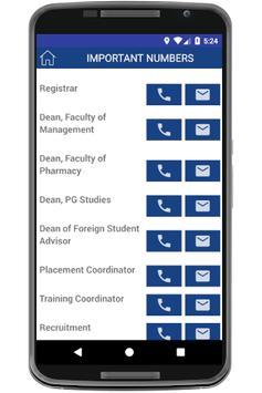 Pacific University screenshot 5