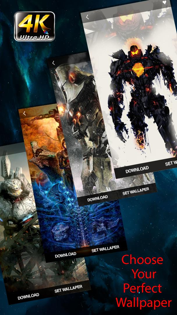 Pacific Rim Wallpapers Hd 4k For Android Apk Download