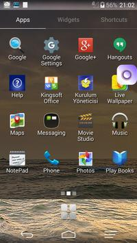 Assistive Touch Android screenshot 1