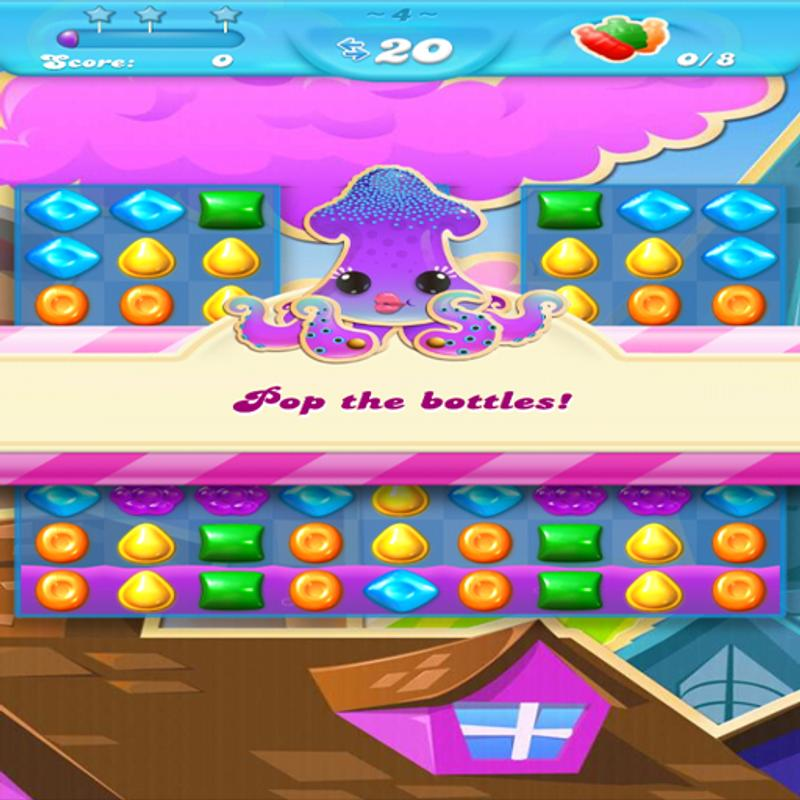 telecharger candy crush soda pour android