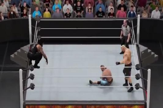 Hint WWE 2K17 Smackdown screenshot 3