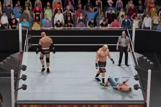 Hint WWE 2K17 Smackdown screenshot 1