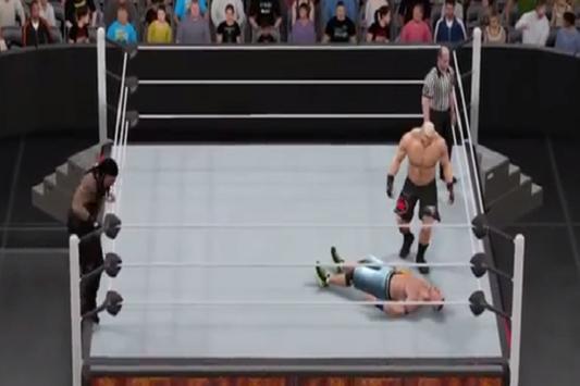 Hint WWE 2K17 Smackdown screenshot 5