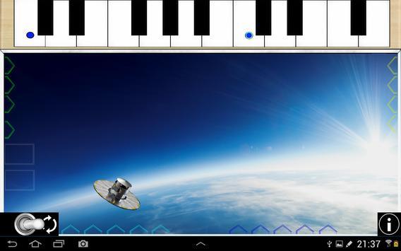 The spaceship game - Level 1 apk screenshot