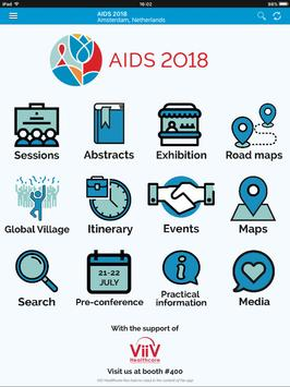 AIDS 2018 screenshot 7