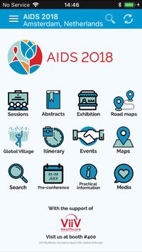 AIDS 2018 screenshot 1