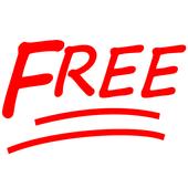 Free Paid Apps biểu tượng