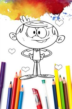 How to Paint for Loud House Fans poster