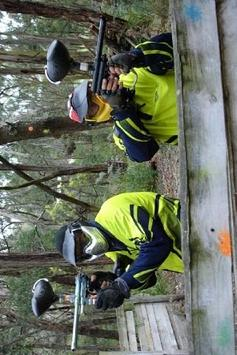 Paintball videos poster