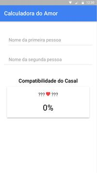 Calculadora do Amor apk screenshot