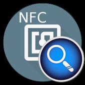 NFC MIFARE® Card Key Scanner icon