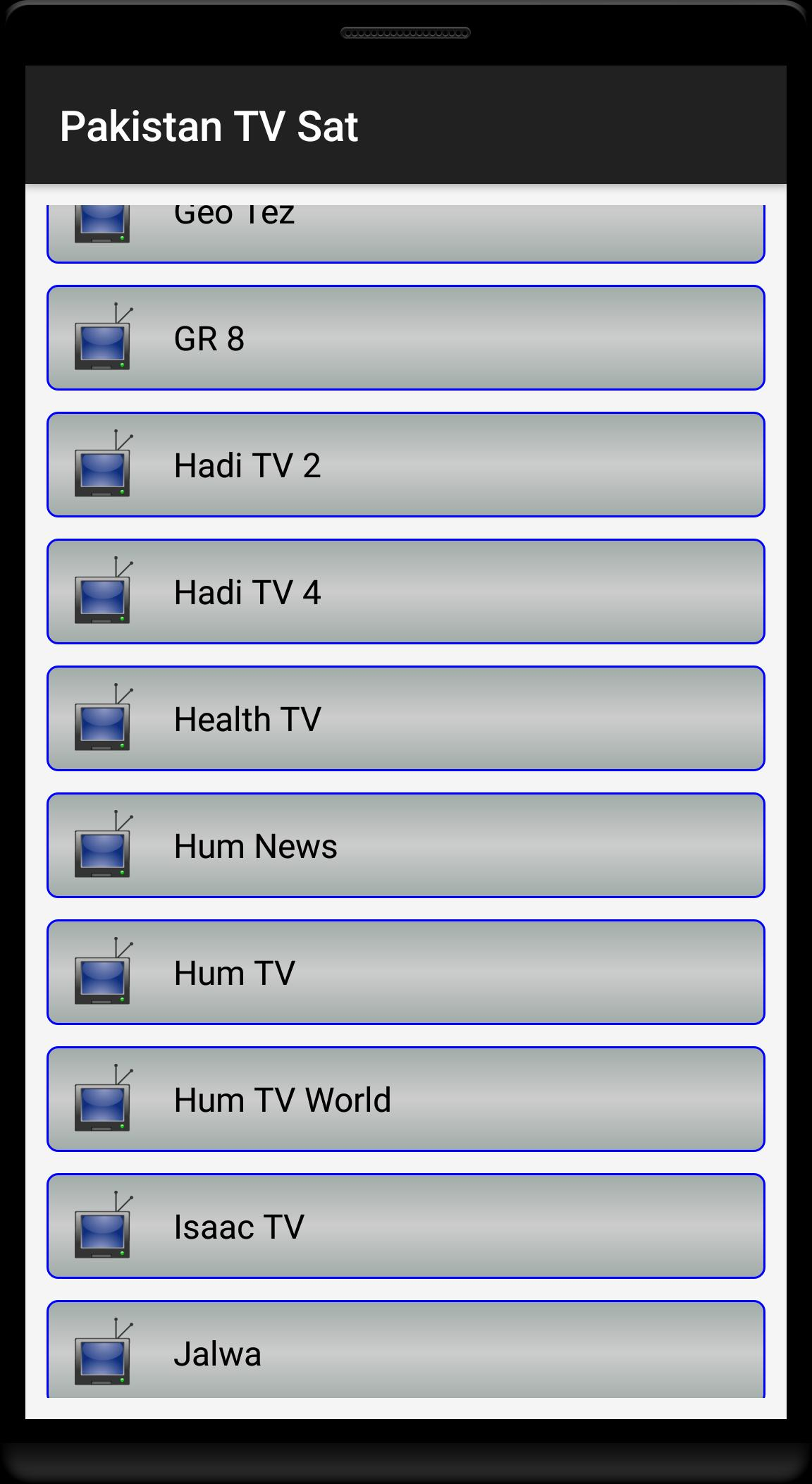 Pakistan TV MK Sat Free for Android - APK Download