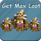 Loot clash of clan And Guide icon