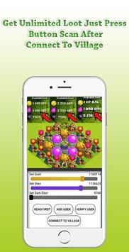 Loot clash of clan And Guide apk screenshot