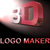 3D Logo Maker icon