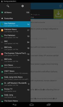 Pakistan Daily News App screenshot 12