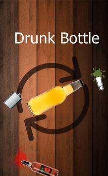 Drunk Bottle poster