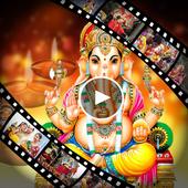 Ganesh Chaturthi Video Maker - Ganesh Video Maker icon