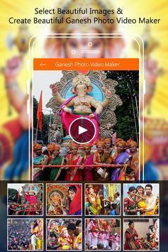 Ganesh Chaturthi Video Maker - Ganesh Video Maker apk screenshot