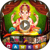 Ganesh Chaturthi Video Maker - Slideshow Maker icon