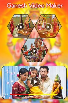 Ganesh Video Maker - Ganesh Chaturthi Video Maker poster