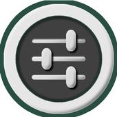 Volumes icon