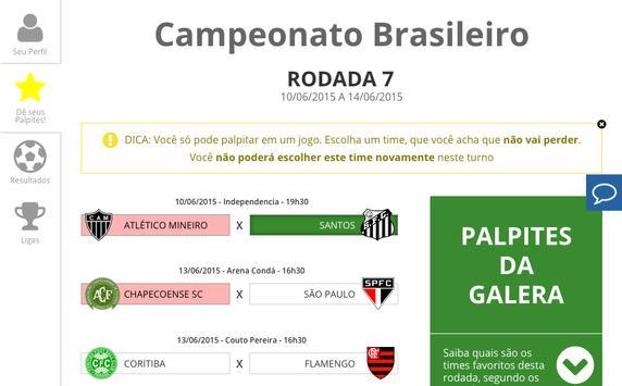 PalpiteirosFC apk screenshot