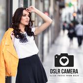 DSLR Camera: HD Camera Photo Effect icon