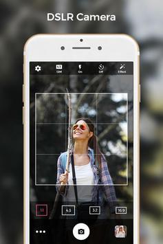 DSLR Camera: HD Camera Photo Effect apk screenshot